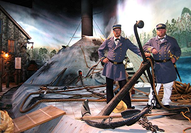 Civil War Naval Museum