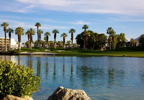 Palm Course & Resort Lake