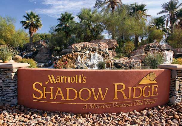 Shadow Ridge Resort Entrance