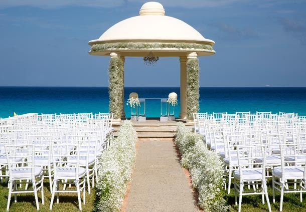 Casarse en Cancún en gazebo