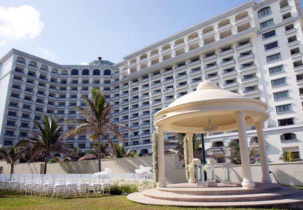 Casarse en hotel en Cancún