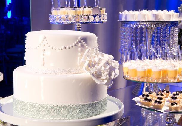 Pasteles de bodas