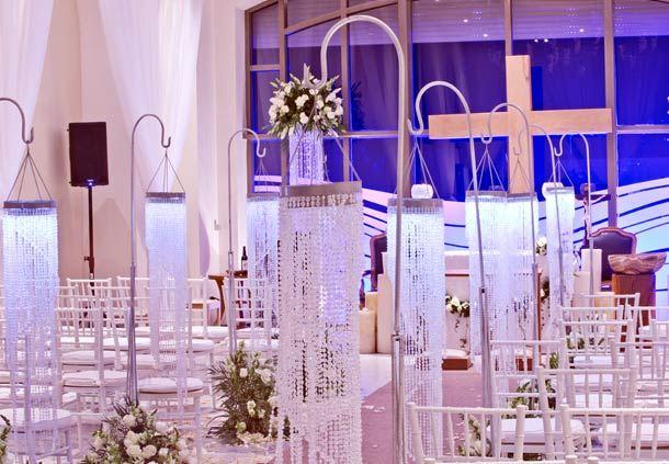 Capilla interna para bodas