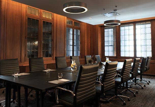 Banker's Boardroom
