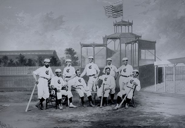 1868 Baseball