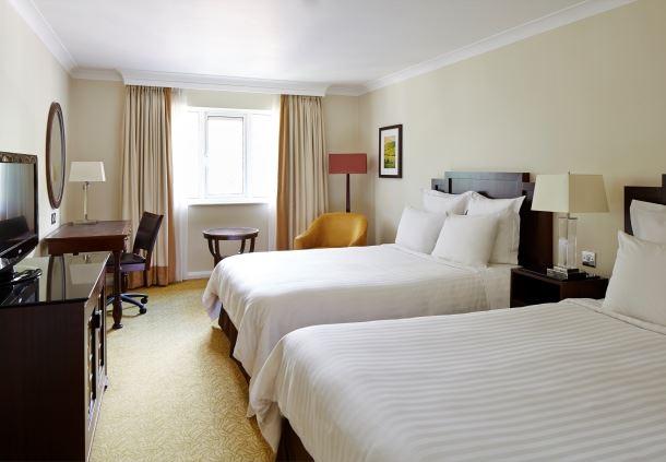 Deluxe Room - Double/Double Bedroom