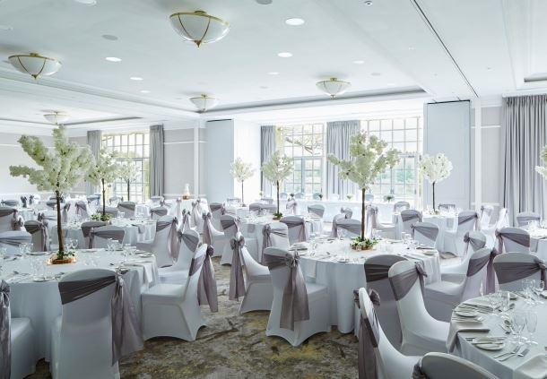 Arden Suite - Wedding Breakfast