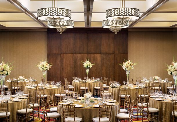 Plaza Ballroom - Banquet Setup