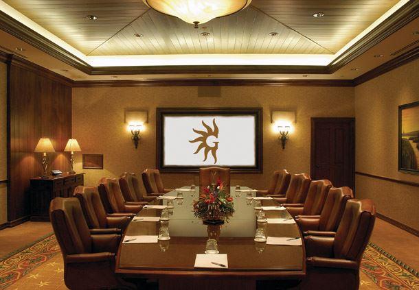 Bluebonnet Boardroom