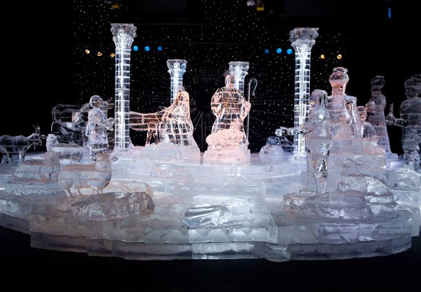 ICE! at Gaylord Texan