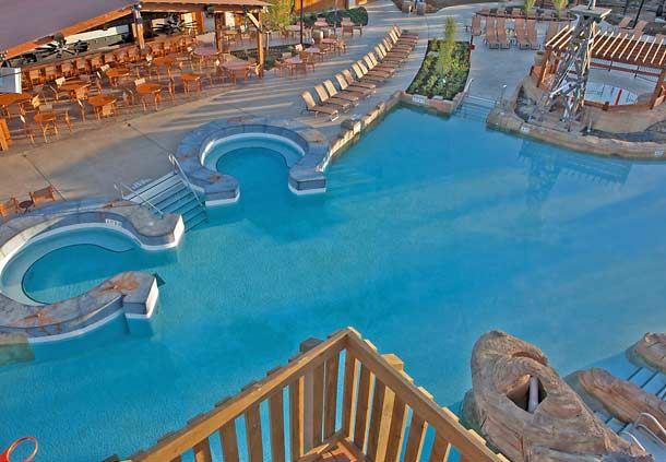 Paradise Springs Lagoon