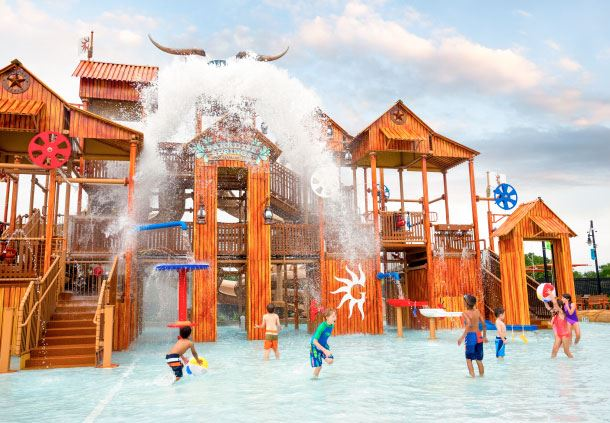 Paradise Springs Waterpark