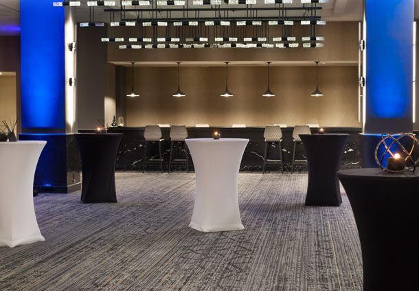 Crystal Ballroom Pre-Function Space