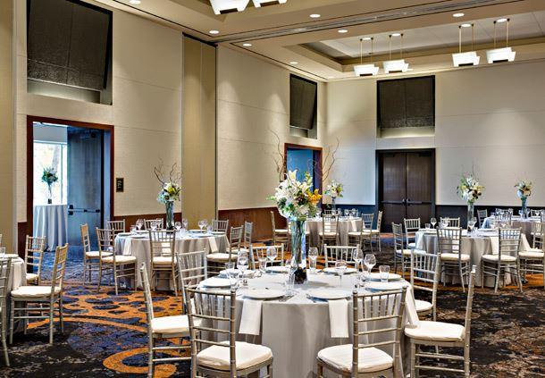 Grand Ballroom -Social Setup