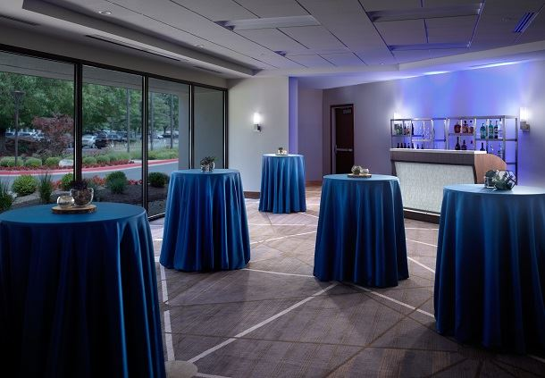 Reception Hall For Your Cocktail Venue