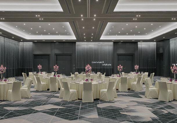 Großer Ballsaal - Bankettbestuhlung