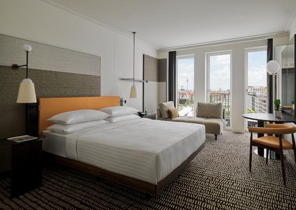 Stadtblick-Zimmer