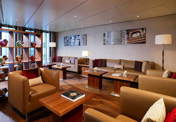Executive Lounge - Sitzbereich