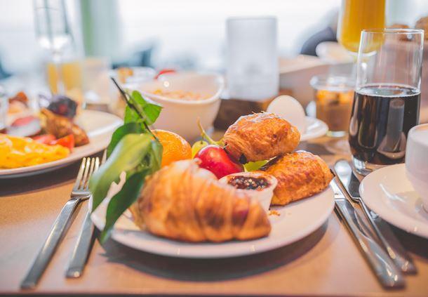 Sonntagsbrunch - Croissant