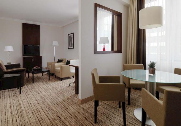 Grand Executive Suite - Wohnzimmer