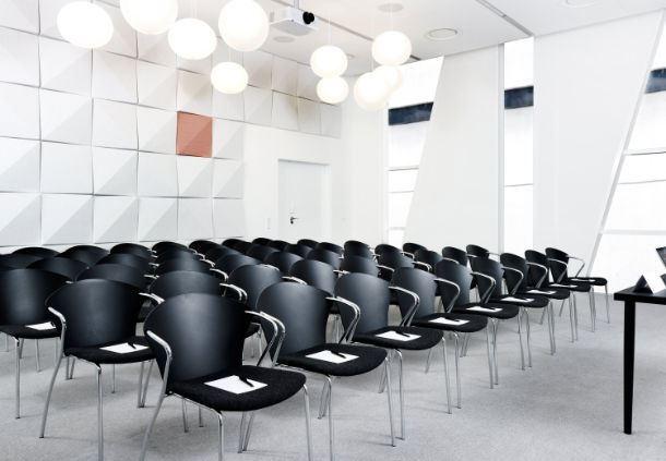 Meetingraum 178 - Theaterbestuhlung