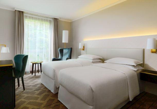 Superior-Zimmer mit Twinsize-Bett