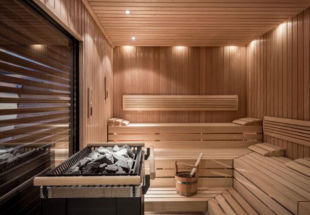 LaVida - Fitness & Vital Lounge - Finnische Sauna