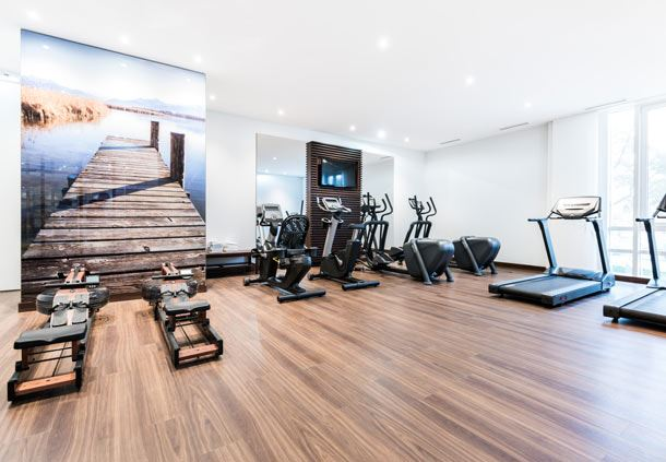 LaVida - Fitness & Vital Lounge - Fitness Center