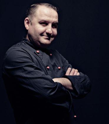 Küchenchef Constantin Anghel