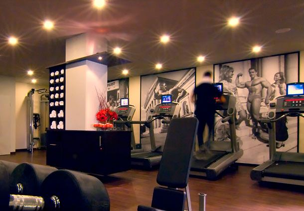 Himaphan Spa & Health Club - Himaphan Fitnessstudio
