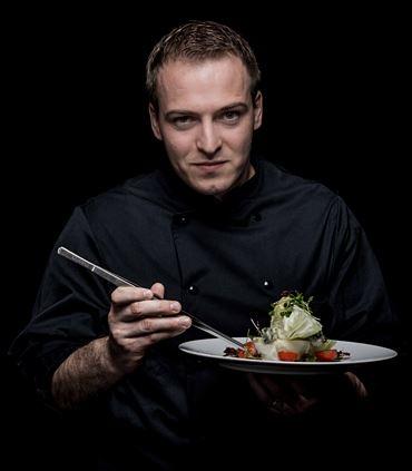 Küchenchef David Seidel grill93