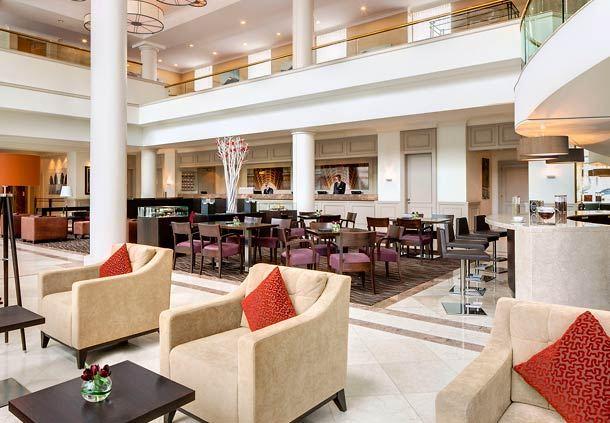 Ansichten des Hotels - Lobby