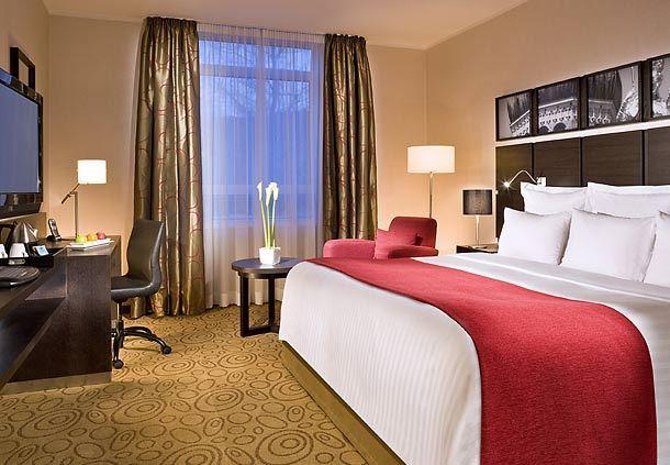 Beispiele für Gästezimmer - Deluxe-Zimmer