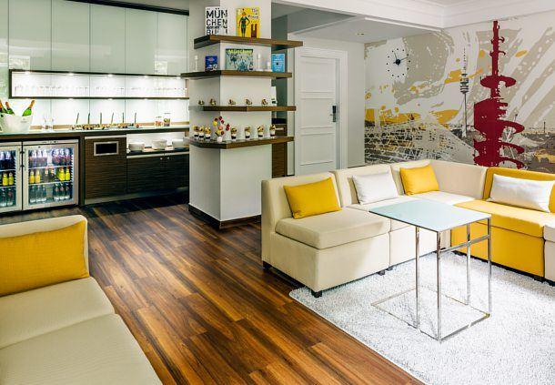 Veranstaltungen und Meetings - Wohnzimmer