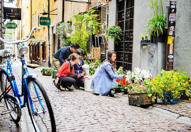 Courtyard Stockholm Kungsholmen
