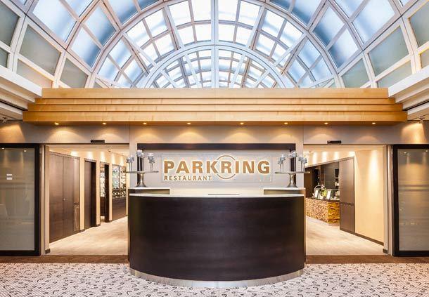 Restaurant Parkring - Eingang