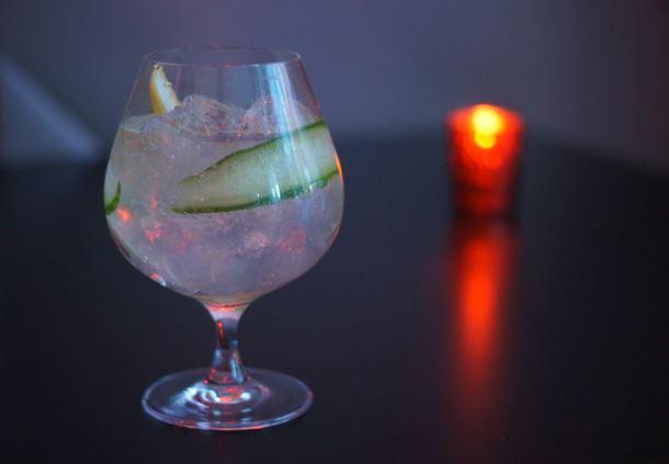 Signature Garden Gin + Tonic