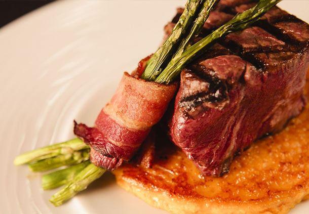 Juicy Steak Seasoned to Perfection