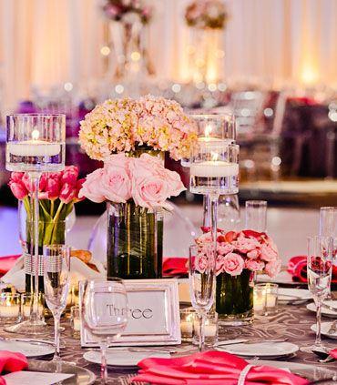 Grand Ballroom - Wedding Setup Details