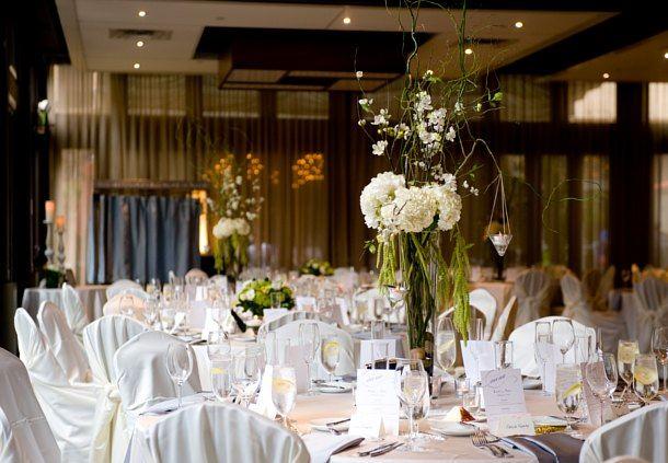 Fireside Ballroom - Wedding Setup