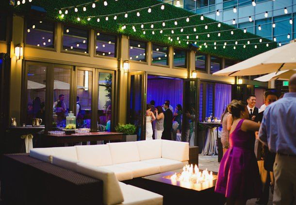 Fireside Ballroom - Wedding Reception