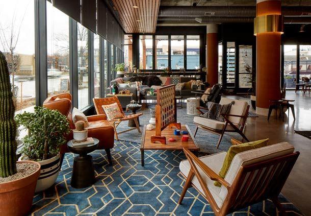Lobby - Living Room