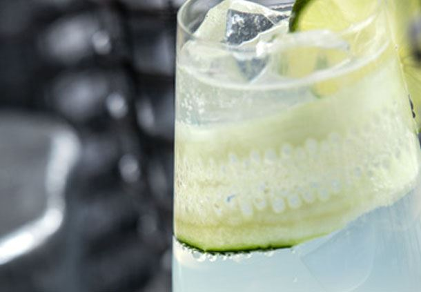 Elevate Lounge - Cucumber Fizz