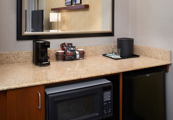 Suite Amenities