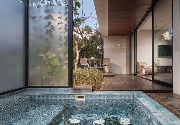 Family Jacuzi Loft Suite - Whirlpool