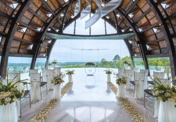 Celebration Pavilion - Wedding Ceremony
