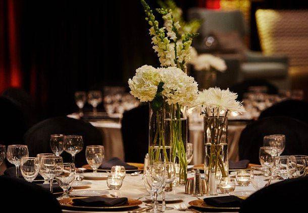 Ballroom - Social Event Setup Details