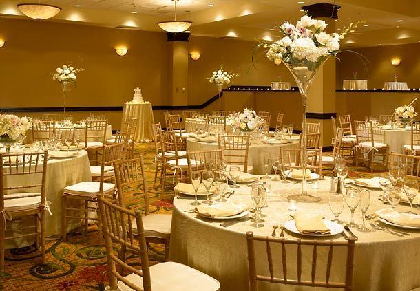 Mediterranean Room Wedding