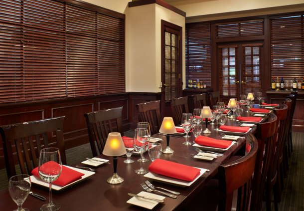 200 west Private Dining