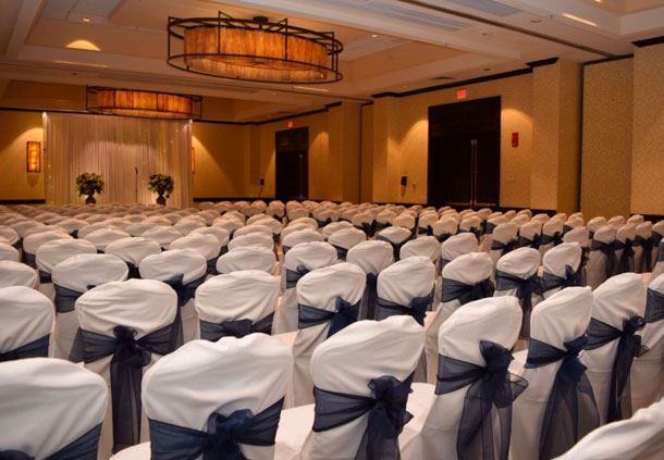 Grand Ballroom - Ceremony Setup